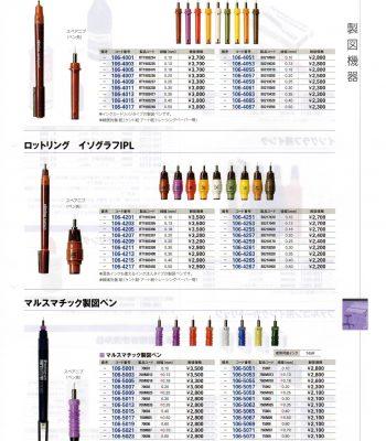 ロットリング・ラピッドグラフ